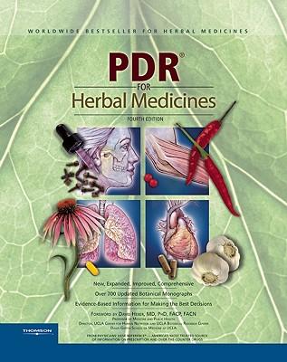 PDR for Herbal Medicines By Gruenwald, Joerg (EDT)/ Brendler, Thomas (EDT)/ Jaenicke, Christof (EDT)